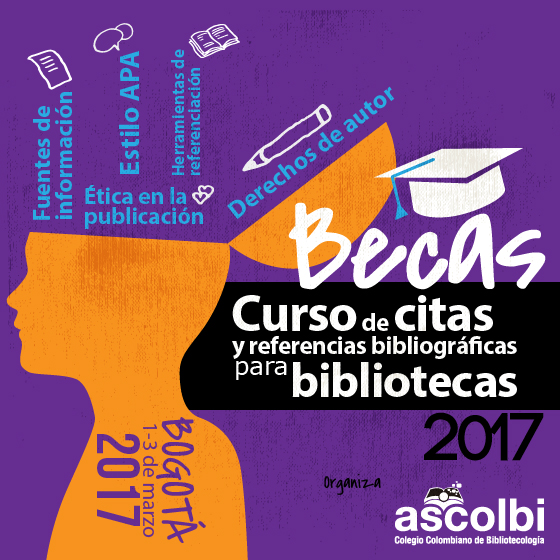 Becas Curso de citas y referencias