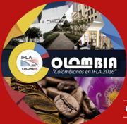 Colombianos en IFLA 2016, Columbus-Ohio (USA)