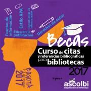 Beca Curso Citas y Referencias Bibliográficas 2017-1