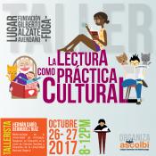 "Taller ""La Lectura como Práctica Cultural"""