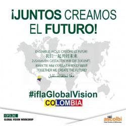 #iflaGLOBALVISIÓN WORKSHOP - BOGOTÁ-COLOMBIA